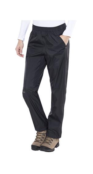 Marmot PreCip - Pantalones de Trekking - negro